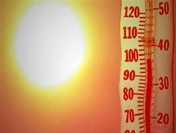 دما در12 نقطه خوزستان به بیش از49 درجه رسید.