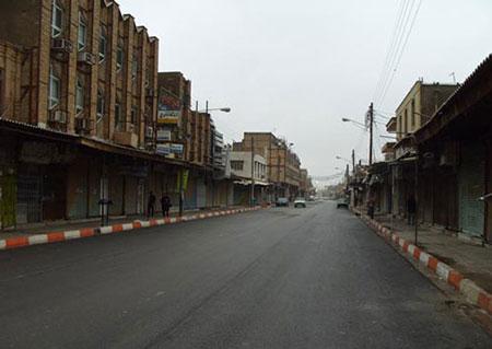 محلههای معروف آبادان