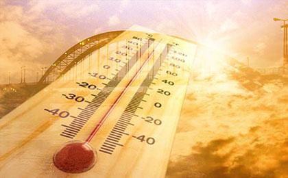 افزایش دمای هوای خوزستان