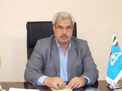 دریافت لوح سپاس مدیر منطقه آبادان از استاندار استان