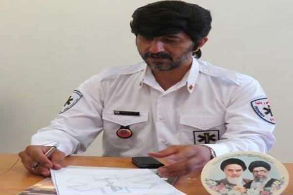 اعزام تکنسینهای فوریتهای پزشکی آبادان