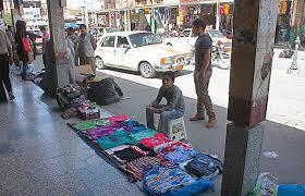 اجرا ساماندهی دستفروشان آبادان