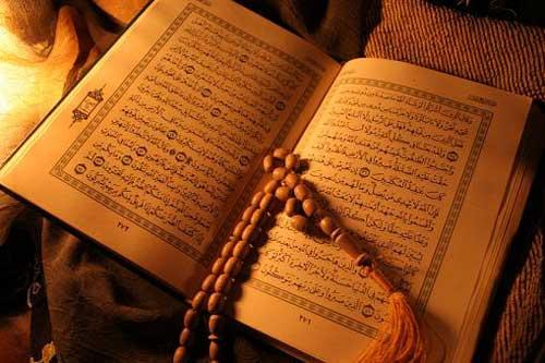 حفظ ۴جزء قرآن كريم ۵۵ روزه در آبادان