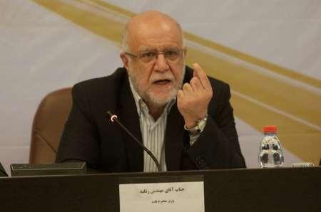 موافقت زنگنه: با افزایش سهم خوزستان از درآمدهای نفتی
