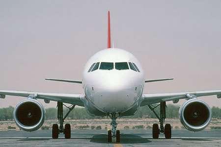 چهار پرواز فرودگاه آبادان به علت گرد و غبار لغو شد