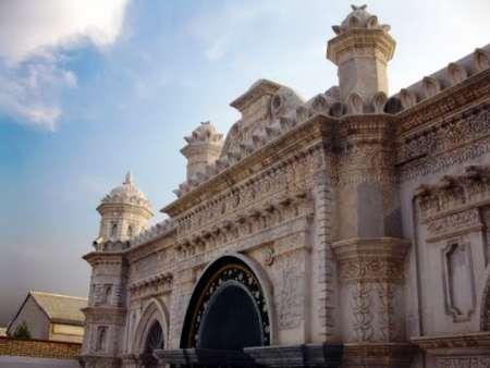 بزودی :بازگشایی زیباترین مسجدجنوب به روی گردشگران