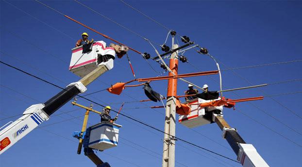 بهره برداری از ۱۱ پروژه برق رسانی
