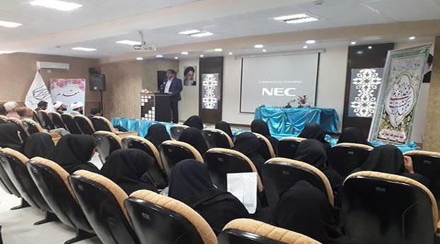 برگزاری جشن عید غدیر خم در دانشکده پزشکی