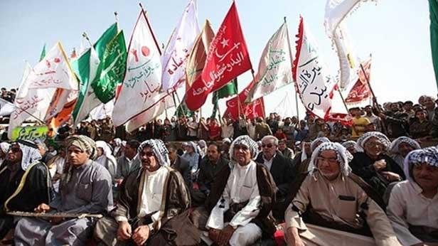 مجمع عشایر آبادان: آماده جانفشانی هستیم.
