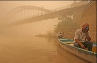 افزایش بیماریهای تنفسی و سرطان در اثر ریزگردها و آلودگیهای نفتی آبادان