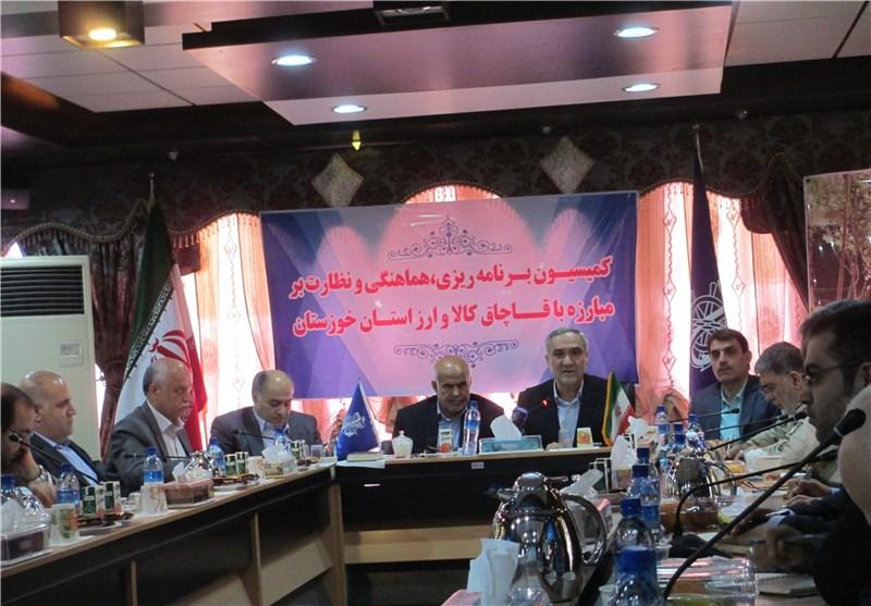 مرزهای استان خوزستان باید به ابزارهای مدرن بازرسی مجهز شود/ در صورت عدم تجهیز، از تبادل کالا ممانعت میکنیم