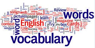 لغات تازه اضافه شده به زبان انگلیسی