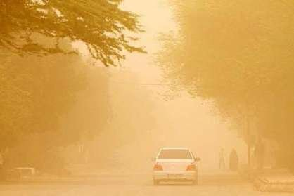 میزان آلودگی آبادان 9 برابر حد مجاز