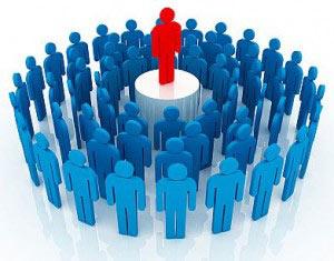 رهبری برای یک سازمان