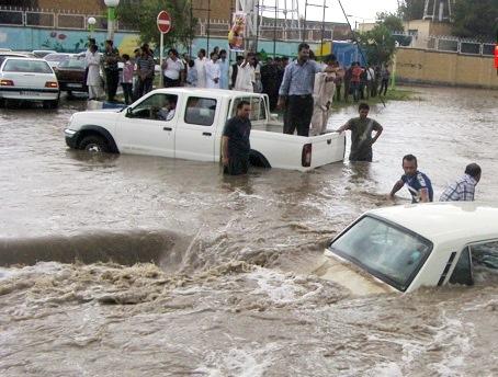 اعلام آمادگی موکبهای آبادان و خرمشهر برای کمکرسانی در مناطق سیلزده سیستان