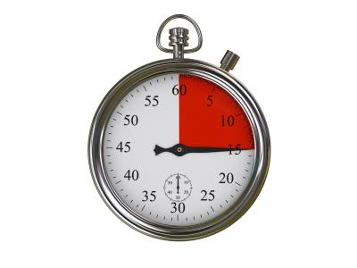 قانون 15 دقیقه چیست ؟
