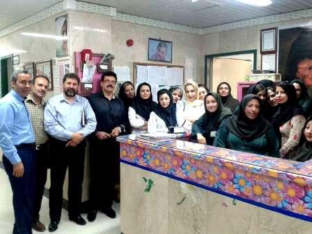 نیاز بیمارستانی در خرمشهر به چهل پرستار و ماما