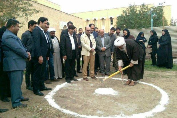 کلنگ نخستین مرکز «ام. آر. آی» بخش دولتی آبادان