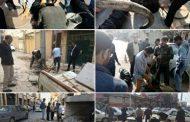 مشکلات فاضلاب مناطق مرکزی آبادان حل شد