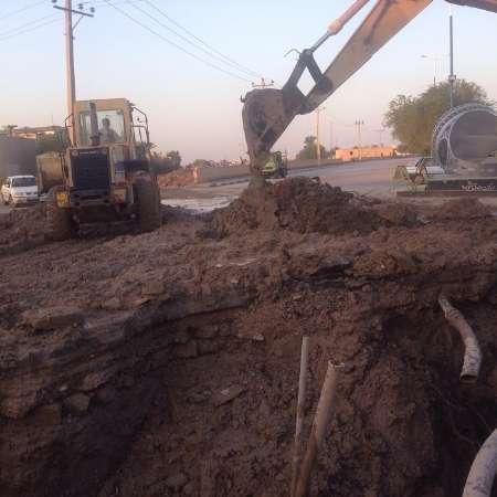 عبدالرحیم هلالی انشعابات غیرمجاز را از مشكلات اداره آب و فاضلاب خرمشهر خواند