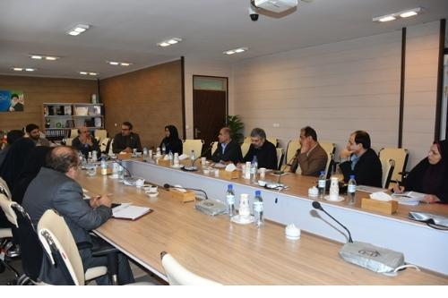 دومین کمیته پیشنهادات برتر دانشکده علوم پزشکی آبادان برگزار شد