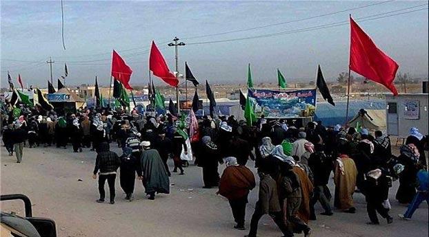 زائرین اربعین حسینی می توانند بدون روادید وارد کشور عراق شوند